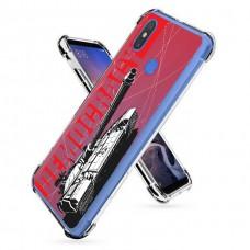เคส Xiaomi Mi Max 3 War Series 3D Anti-Shock Protection TPU Case [WA002]