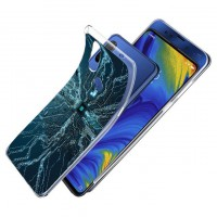 เคส Xiaomi Mi Mix 3 Digital Series 3D Protection TPU Case [DG002]