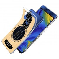 เคส Xiaomi Mi Mix 3 Protection TPU Case [Guitar]