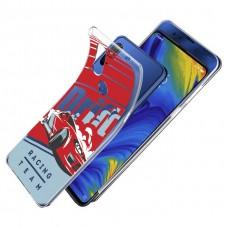 เคส Xiaomi Mi Mix 3 Protection TPU Case [Racing Team]