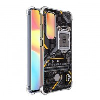 เคส Xiaomi Mi Note 10 Lite Anti-Shock Protection TPU Case [Gaming Board]