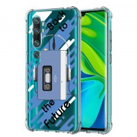 เคส Xiaomi Mi Note 10 / 10 Pro / CC9 Pro Anti-Shock Protection TPU Case [Back to the Future]