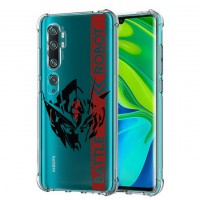 เคส Xiaomi Mi Note 10 / 10 Pro / CC9 Pro Anti-Shock Protection TPU Case [Battle Robot]