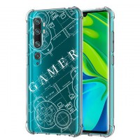 เคส Xiaomi Mi Note 10 / 10 Pro / CC9 Pro Anti-Shock Protection TPU Case [Gamer Illustration]