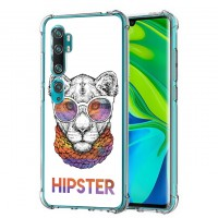 เคส Xiaomi Mi Note 10 / 10 Pro / CC9 Pro Anti-Shock Protection TPU Case [Hipster]