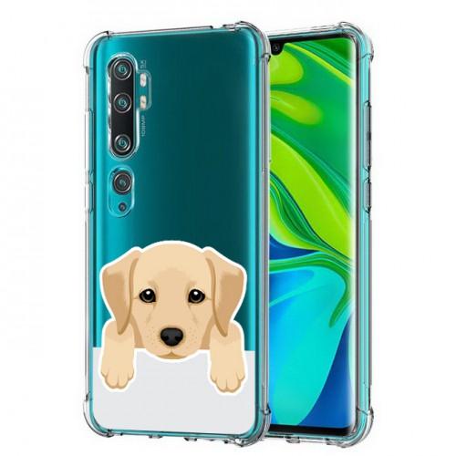 เคส Xiaomi Mi Note 10 / 10 Pro / CC9 Pro Pet Series Anti-Shock Protection TPU Case