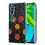 เคส Xiaomi Mi Note 10 / 10 Pro / CC9 Pro Polygon Series 3D Anti-Shock Protection TPU Case [PG002]