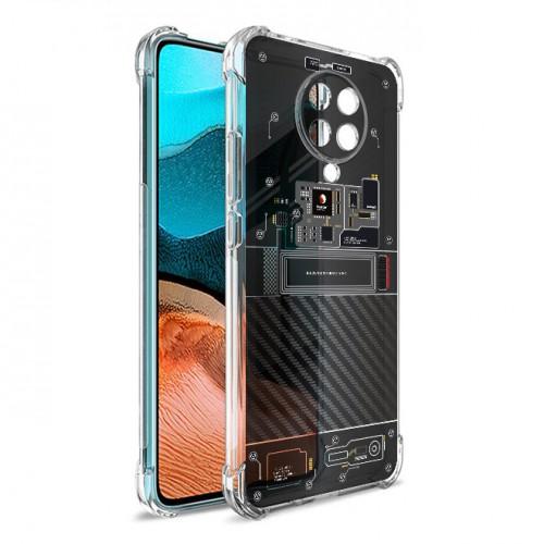 เคส POCO F2 Pro [Explorer Series] 3D Anti-Shock Protection TPU Case