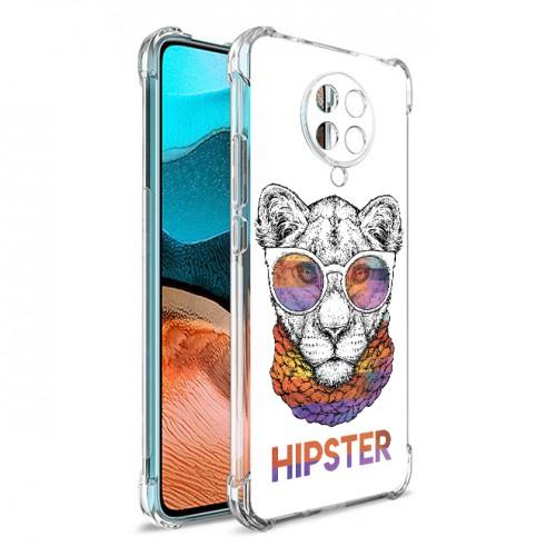 เคส Xiaomi Anti-Shock TPU Case [Hipster] สำหรับ Mi 11 / 10T 5G / 9T / Pro / Poco X3 NFC / F2 / F3 / Pro