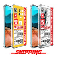 เคส POCO F2 Pro Shipping Series 3D Anti-Shock Protection TPU Case