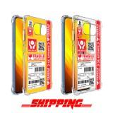 เคส POCO X3 Pro / X3 NFC Shipping Series 3D Anti-Shock Protection TPU Case