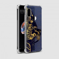 เคส Xiaomi Redmi Note 5 Forbidden City Series 3D Anti-Shock Protection TPU Case [FC001]
