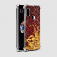 เคส Xiaomi Redmi Note 5 Culture Series 3D Anti-Shock Protection TPU Case [CT001]