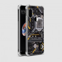 เคส Xiaomi Redmi Note 5 Anti-Shock Protection TPU Case [Gaming Board]