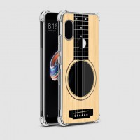 เคส Xiaomi Redmi Note 5 Anti-Shock Protection TPU Case [Guitar]