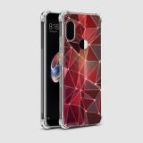 เคส Xiaomi Redmi Note 5 Polygon Series 3D Anti-Shock Protection TPU Case [PG004]