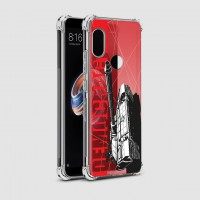เคส Xiaomi Redmi Note 5 War Series 3D Anti-Shock Protection TPU Case [WA002]