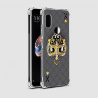 เคส Xiaomi Redmi Note 5 X-Style Series Anti-Shock Protection TPU Case [XS003]