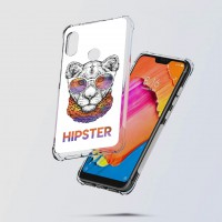 เคส Xiaomi Redmi Note 6 Pro Anti-Shock Protection TPU Case [Hipster]