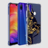 เคส Xiaomi Redmi Note 7 Forbidden City Series 3D Anti-Shock Protection TPU Case [FC001]