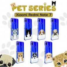 เคส Xiaomi Redmi Note 7 Pet Series Anti-Shock Protection TPU Case