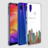 เคส Xiaomi Redmi Note 7 Anti-Shock Protection TPU Case [BANGKOK]