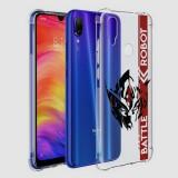 เคส Xiaomi Redmi Note 7 Anti-Shock Protection TPU Case [Battle Robot]