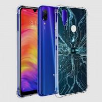 เคส Xiaomi Redmi Note 7 Digital Series 3D Anti-Shock Protection TPU Case [DG002]