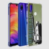 เคส Xiaomi Redmi Note 7 War Series 3D Anti-Shock Protection TPU Case [WA001]
