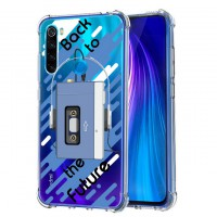 เคส Xiaomi Redmi Note 8 Anti-Shock Protection TPU Case [Back to the Future]