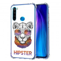 เคส Xiaomi Redmi Note 8 Anti-Shock Protection TPU Case [Hipster]