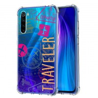 เคส Xiaomi Redmi Note 8 Anti-Shock Protection TPU Case [TRAVELER]