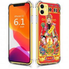 เคส iPhone 11 Anti-Shock Protection TPU Case [God of Fortune]