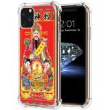 เคส iPhone 11 Pro Max Anti-Shock Protection TPU Case [God of Fortune]