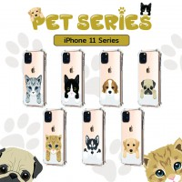 เคส iPhone 11 Pet Series Anti-Shock Protection TPU Case สำหรับ 11 / 11 Pro / 11 Pro Max