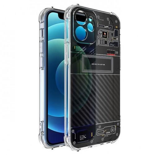 เคส iPhone Anti-Shock TPU [Explorer Series] สำหรับ 12 / 12 Pro / 12 Pro max / 11 / 11 Pro / 11 Pro Max / SE 2020