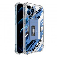 เคส iPhone Anti-Shock TPU Case [ MUSIC ] สำหรับ 12 / 12 Pro / 12 Pro max / 11 / 11 Pro / 11 Pro Max / SE 2020