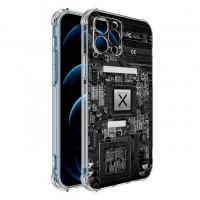 เคส iPhone Black Series Anti-Shock TPU Case [BK001] สำหรับ 12 / 12 Pro / 12 Pro max / 11 / 11 Pro / 11 Pro Max / SE 2020