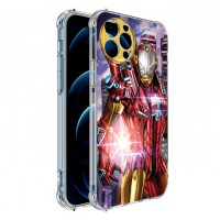 เคส iPhone Battle Royale Series Anti-Shock TPU [BR002] สำหรับ 12 / 12 Pro / 12 Pro max / 11 / 11 Pro / 11 Pro Max