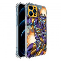 เคส iPhone Battle Royale Series Anti-Shock TPU [BR003] สำหรับ 12 / 12 Pro / 12 Pro max / 11 / 11 Pro / 11 Pro Max