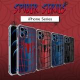 เคส iPhone 3D Anti-Shock TPU [Spider Series] สำหรับ 12 / 12 Pro / 12 Pro max / 11 / 11 Pro / 11 Pro Max / SE 2020