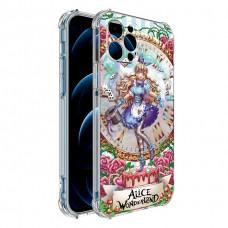 เคส iPhone Anti-Shock TPU Case [Wonderland #03] สำหรับ 12 / 12 Pro / 12 Pro max / 11 / 11 Pro / 11 Pro Max