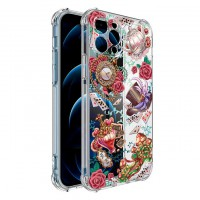 เคส iPhone Anti-Shock TPU Case [Wonderland #05] สำหรับ 12 / 12 Pro / 12 Pro max / 11 / 11 Pro / 11 Pro Max
