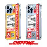 เคส iPhone 13 Pro Max Shipping Series 3D Anti-Shock Protection TPU Case