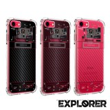 เคส iPhone SE 2 / 8 / 7 [Explorer Series] Series 3D Anti-Shock Protection TPU Case