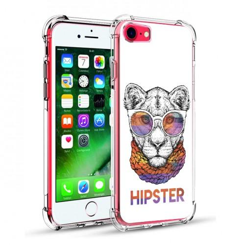 เคส iPhone Anti-Shock TPU Case [Hipster] สำหรับ 12 / 12 Pro / 12 Pro max / 11 / 11 Pro / 11 Pro Max / SE 2020