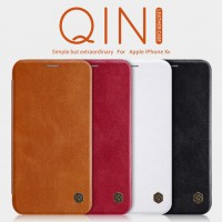 เคส iPhone XR Nillkin QIN Leather Case