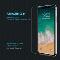 [ iPhone XR ] ฟิล์มกระจก ด้านหน้า Nillkin Amazing H Tempered Glass