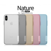 เคส iPhone X/XS Nillkin Nature TPU Case