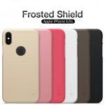 เคส iPhone X / XS Nillkin Super Frosted Shield [เว้นช่องโลโก้]